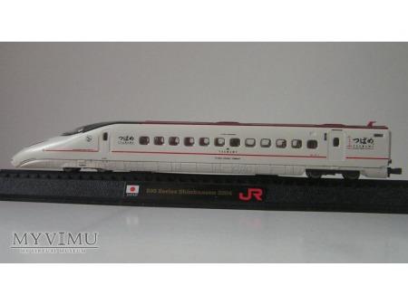 Duże zdjęcie 800 Series Shinkansen 2004 - Japonia