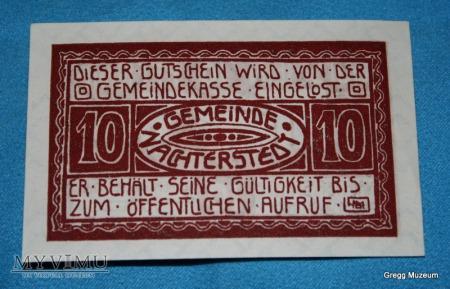 10 Pfennig 1921 (Notgeld)