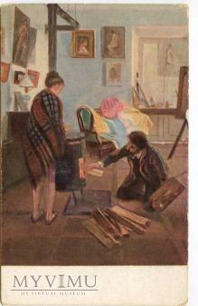 Prianisznikow - W pracowni artysty - Atelier