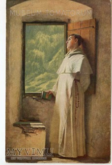 Cederstrom - Monk zakonnik - Chwila zadumy 1