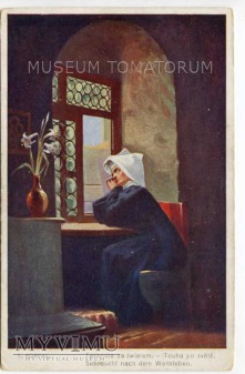 Korpal - zakonnica - Tęsknota za światem