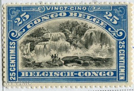 Kongo Belgijskie Congo Belge YT nr 67 Michel nr 28