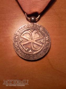 Medal Polski związek pływacki 1922