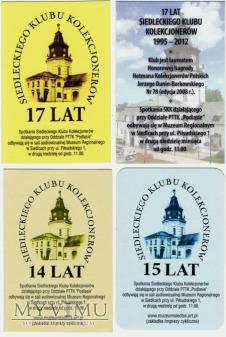 Kalendarzyki listkowe SKK.