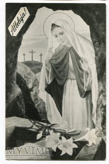 Życzenia Wielkanocne WESOŁYCH ŚWIĄT grób