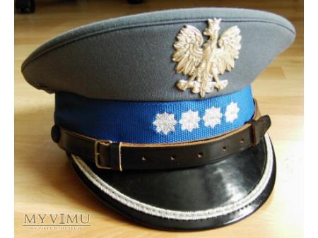 Czapka oficera młodszego