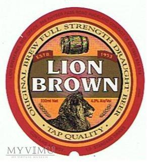 lion breweries auckland - lion beer