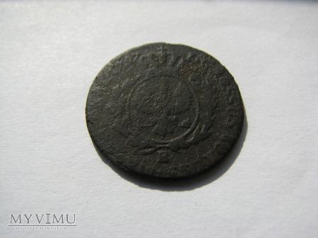 TROJAK FRYDERYK WILHELM 1797