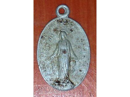 Medalik Niepokalanego Poczęcia NMP nr.1