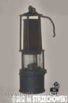 Lampa górnicza benzynowa Typ 400