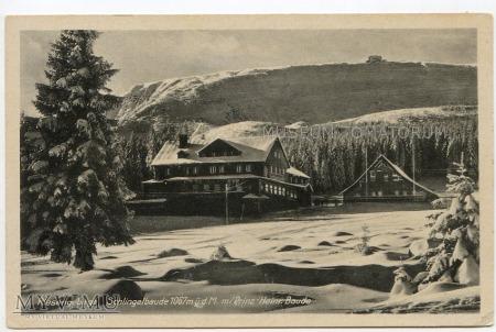 Karkonosze - Schlingelbaude - lata 30-te XX w.