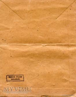 Koperta do KVK II klasy z mieczami (Deumer)