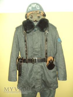 Mundur ćwiczebny zimowy f-sza MO wz.5655