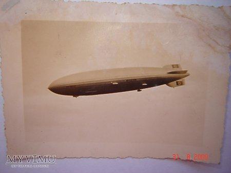 Duże zdjęcie LZ 130 Graf Zeppelin