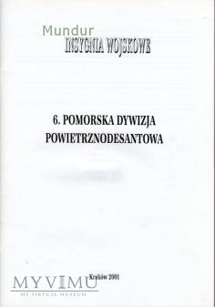 Mundur i Broń numer specjalny - 6PDPD Kraków 2001