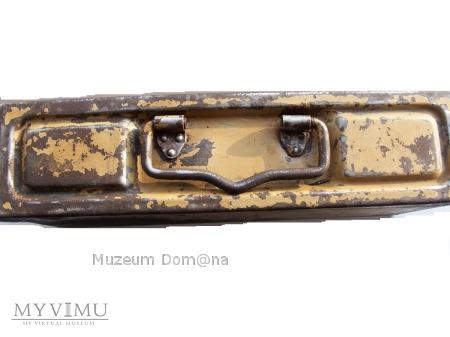 NIEMIECKA SKRZYNKA AMUNICYJNA DO MG 34/42 - bsj
