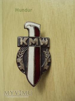 Odznaka koła młodzieży wojskowej