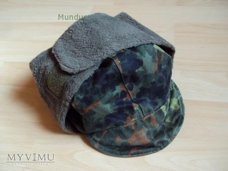 Bundeswehr: zimowa czapka polowa