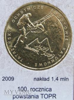 2 zł 2009 11
