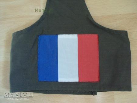 Francuski naramiennik identyfikacyji narodowej