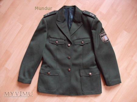 Polizei Bayern - mundur służbowy kobiecy