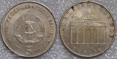 Niemcy, 5 MARK 1971