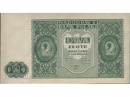 2 zł 1946