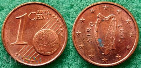 1 EURO CENT 2004