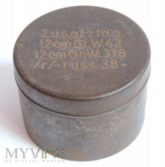 Pudełko na dodatkowe ładunki do 12cm Gr.W.42