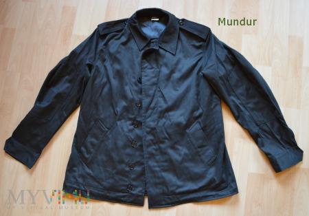 Bluza czołgisty czarna WZ 601/MON ChemaN