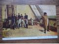 Anonym - Napoleon w drodze do św. Heleny