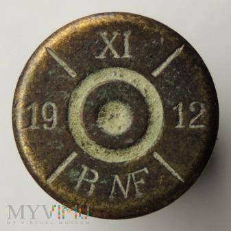 Łuska 8x50R Mannlicher XI/12/BMF/19/