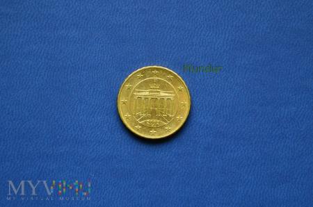 Moneta: 10 euro cent - Niemcy