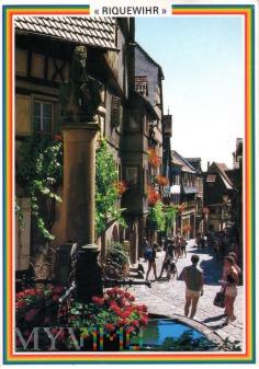 Francja - Riquewihr