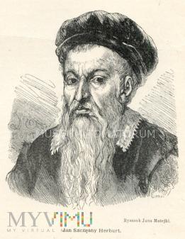 Herburt Jan - rys. Matejko