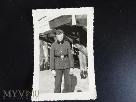 Duże zdjęcie Nordycki typ zwyciężcy - w 1943r.