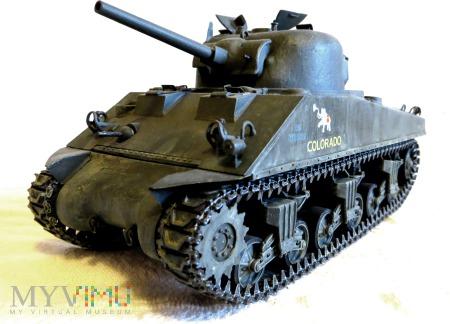 Czołg średni M4A2