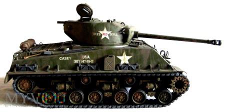 Czołg średni M4A3E8