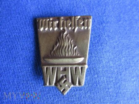 Pamiątkowa odznaka WHW 1933