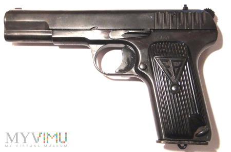 7,62 mm Pistolet Wojskowy wz.33 (polski TT)