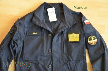 Mundur ćwiczebny letni MW wz.132L/MON - bluza