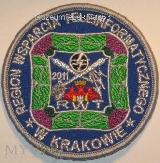 Region Wsparcia Teleinformatycznego w Krakowie