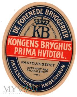 Kongens Bryghus Prima Hvidtøl