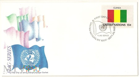 Duże zdjęcie 74-FDC-United Nations-26.9.1980