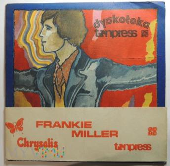 Frankie Miller Chrysalis