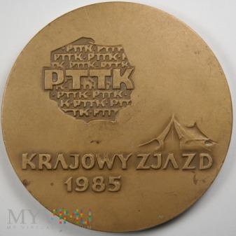Duże zdjęcie 1985 - 55/85 - Krajowy zjazd PTTK
