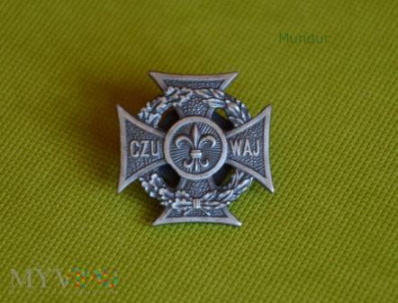 Krzyż harcerski ZHP 1989