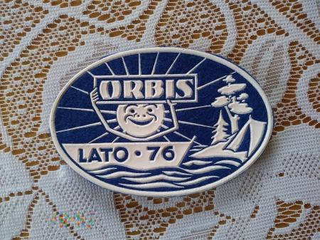 ORBIS-Lato 1976.