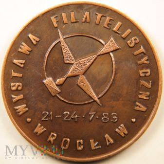 1983 - Wystawa Filatelistyczna Wrocław