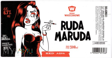 Waszczukowe, Ruda Maruda